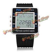 Твг спорта цифрового задника светло-ТВ DVD пульт дистанционного управления наручные часы для мужчин