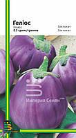 Семена баклажанаГелиос                       (любительская упаковка)0,3 гр. (~60 шт.)