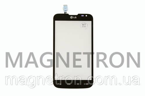 Сенсорный экран (тачскрин) для мобильных телефонов LG D325 L70 Dual Sim EBD61726302