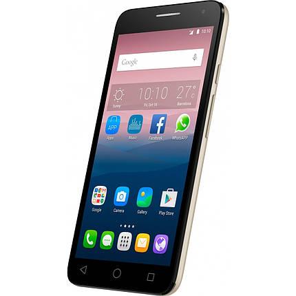 Мобильный телефон Alcatel 5015D Gold , фото 2