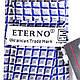 Яркий мужской галстук  ETERNO (ЭТЕРНО) ETEG678 разноцветный, фото 4