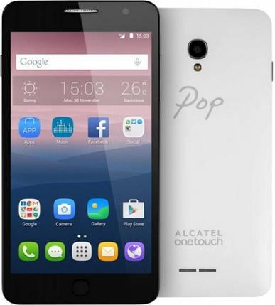Мобильный телефон Alcatel 5022D White , фото 2