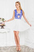 Эксклюзивное яркое платье от Gepur