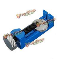 Часы ремешок держатель металлический ремешок ссылка pin Remover ремонт инструмента алюминиевый