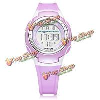 Так a9034 спорт черный круглый задний свет комплект для детей наручные часы