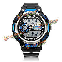 Так ak1395 спорт большой циферблат датируются легкие черные мужские наручные часы