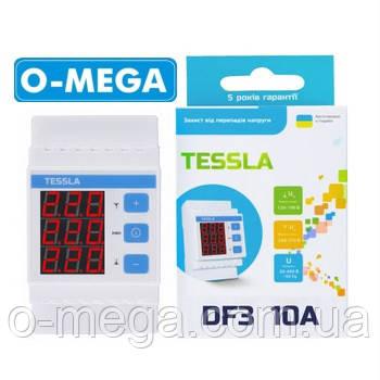 Реле контроля напряжения TESSLA DF3 трехфазное