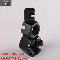 Гайка М22 ГОСТ 5918-70, DIN 935, прорезная и корончатая
