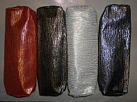 Пенал-косметичка 210 блестящая кора, 19 x 4 x 5 см