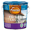 Pinotex Facade Lasur 10л, Silver Birch