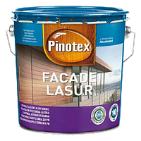 Pinotex Facade Lasur 10л, бесцветная (под колеровку)