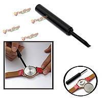 Смотреть назад удаления дело удаления нож нож ремонт часовщик исправить инструмент черный