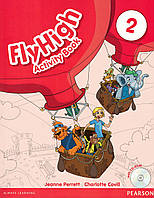 Fly High 2 Activity Book + CD-ROM