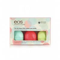 Набор бальзамов для губ EOS Smooth Lip Balm 4-Pack