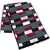 Яркий мужской шерстяной двухсторонний шарф 188 на 31 см ETERNO (ЭТЕРНО) ES2307-8 разноцветный