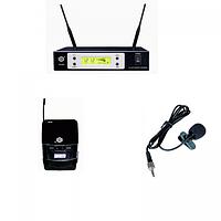 Радиосистема UP8DR-UP8P+LM10  (1 петличный микрофон)