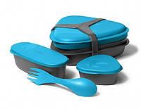 Набор туристической дорожной посуды Eddie Bauer Lunch Kit