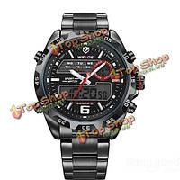 Вайде wh3403 спорт двойное время дата аналоговый цифровой мужские часы военные
