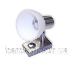 Світильник для салону 200FA3NS Led1 12V 3W Domatic