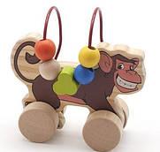 Лабіринт-каталка Мавпа, МДІ