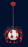 Люстра подвесная Levistella 7073009-1 красный
