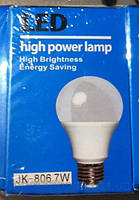 Энергосберегающая лампа JK-806 7W   . dr