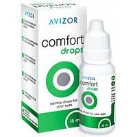 Очні краплі Avizor Comfort Drops