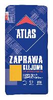 Эластичная клеевая смесь - Универсальный клей( 2-10 мм)– тип C1TE  ATLAS