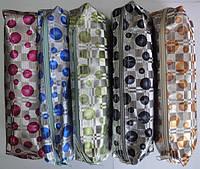 Пенал-косметичка 921/922 перламутровые шарики, 19 x 4 x 5 см