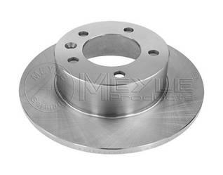 Тормозной диск задний на Renault Master III (FWD) 2010->  Meyle (Германия) - MY6155230016