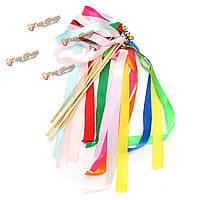 1шт лента палочка палочки с колокольчиками coffeti twiring свадебный день рождения украшение