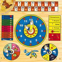 Часы-календарь (Р34), МДИ