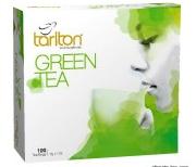 Зеленый чай TM Tarlton пакетированный 2х100