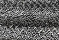 Сетка-рабица плетенная черная