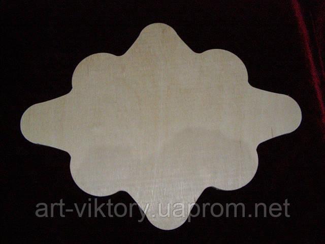 Панно фигурное (29 х 22 см)