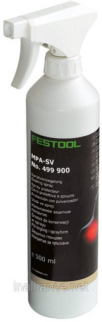 Высокоглянцевое восковое покрытие MPA-SV Festool 499900