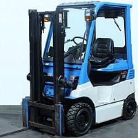 Вилочный электро-погрузчик Toyota 7-FBH-15, 1.5 тонны 2012 год