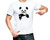 """Панда с """"усами"""""""