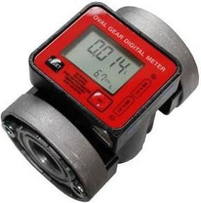 K600/3 (PIUSI) - электронный счетчик учета дизельного топлива, 10-100 л/мин