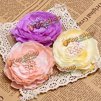 Невеста свадебный цветок заколки корсаж брошь свадебные заставки