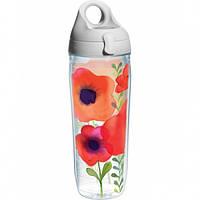 Бутылка для воды спортивная пластиковая Poppy