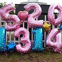 """""""новые"""" 40-дюймовые розовые воздушные шары в новогоднем 2015 цифровое алюминиевое художественное оформление свадебной вечеринки фильма"""