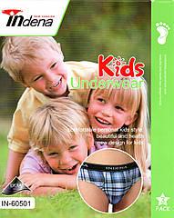Трусы детские подросток плавки х/б Indena от 7 до 15 лет IN-60501 ТДП-281