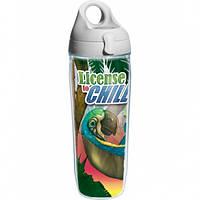 Бутылка для воды пластиковая License