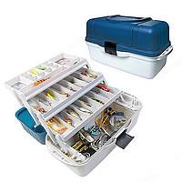 Ящик Aquatech  2703 3х-полочный Акватек