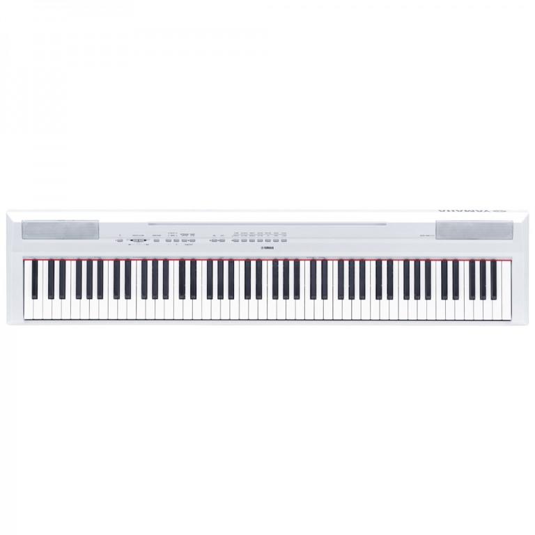 Цифровое пианино Yamaha P-115 White