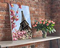 Картина эйфелевая башня