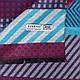 Разноцветный мужской шерстяной двухсторонний шарф 184 на 31 см ETERNO (ЭТЕРНО) ES2307-22, фото 2