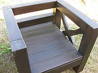 """Деревянные кресла для веранды """"Ольвия"""" ."""