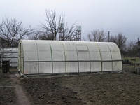 """Дополнительная боковая форточка к теплице """"Удачная-3"""" усиленная в сборе, размер: 0.65х0.65 м"""